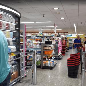 Spar Supermarkt in Costa Calma