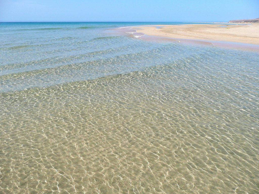 Meerwasser Fuerteventura